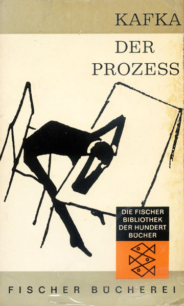 kafka prozess essay Free essay: franz kafka's famously translated novel the trial was thought  the  story tells the process of his trial for a crime that he is unaware of committing.
