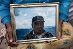 Julia Carrillo Inheemse Milieu Activist Mexico